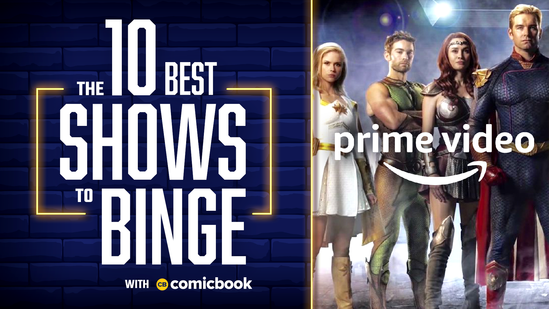 10 Best Shows to Binge on Amazon Prime