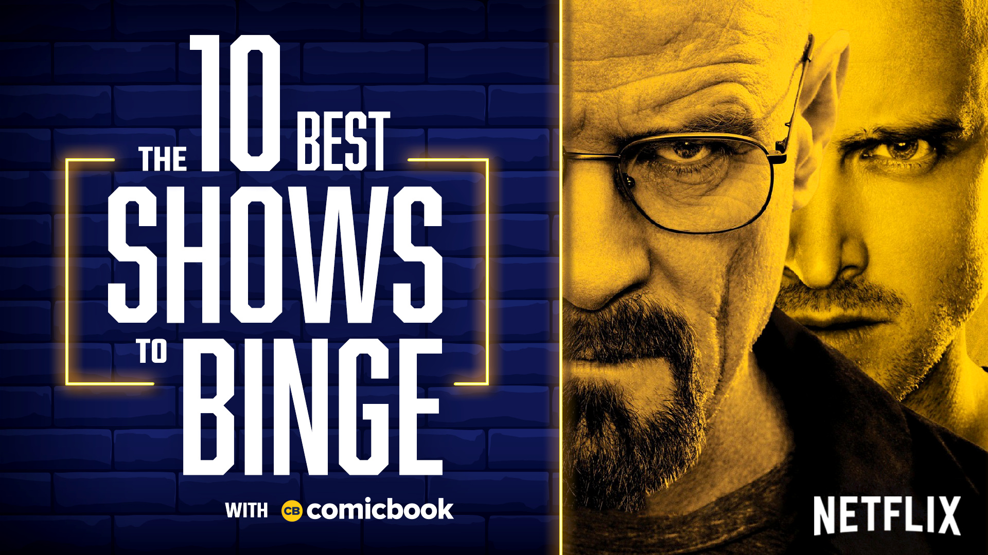 10 Best Shows to Binge on Netflix