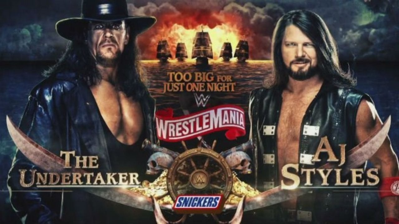 WWE WrestleMania 36: What Is a Boneyard Match?
