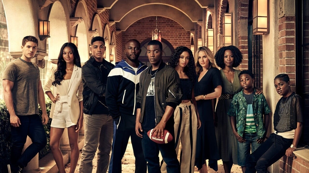 all american the cw netflix