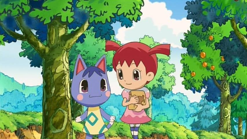 Animal Crossing anime