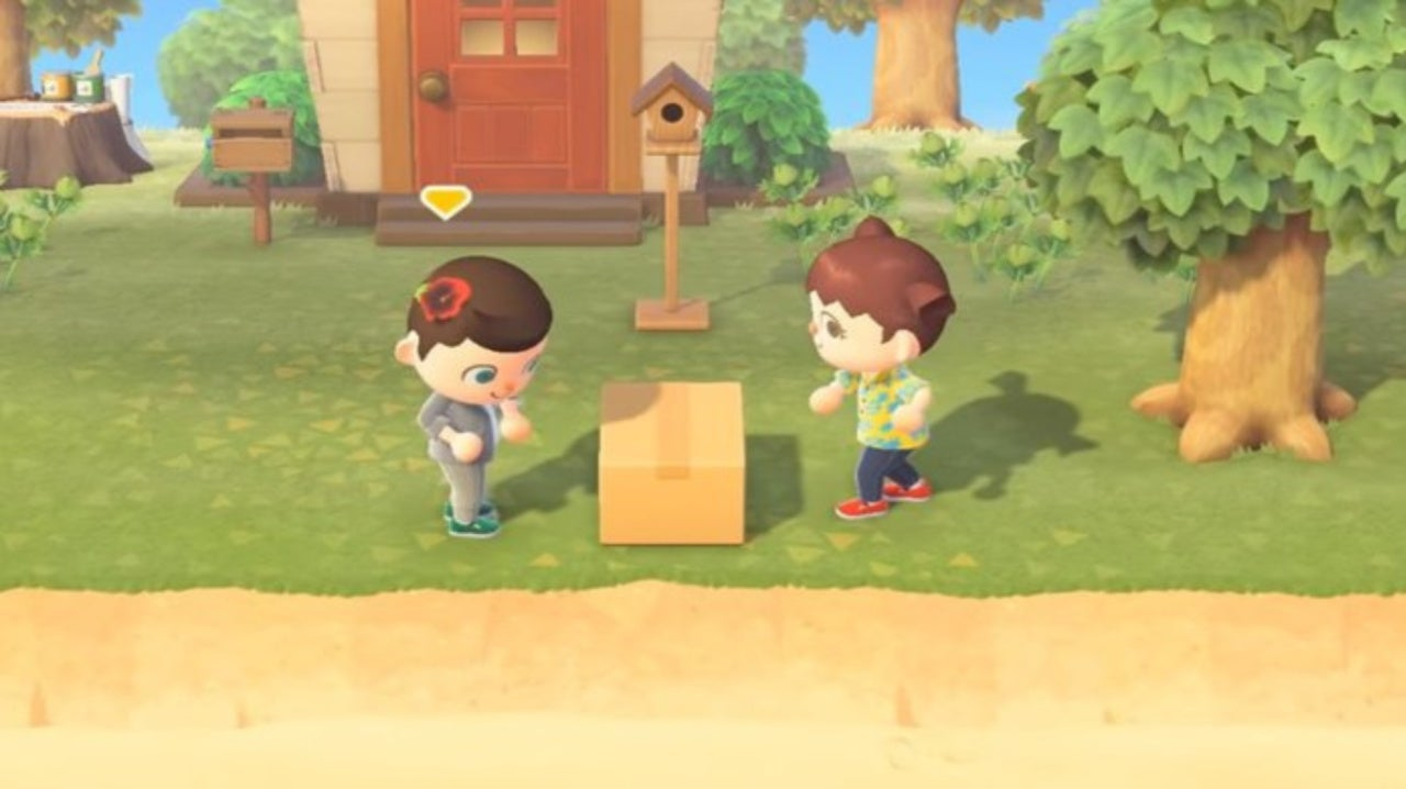 Animal Crossing New Horizons How To Create And Find Custom Designs