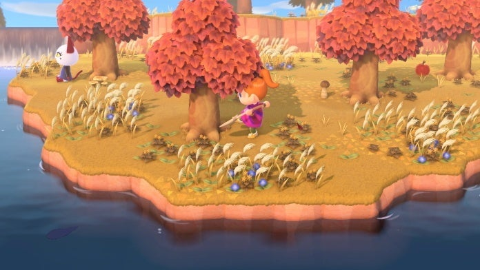 animal crossing new horizons shovel cropped hed