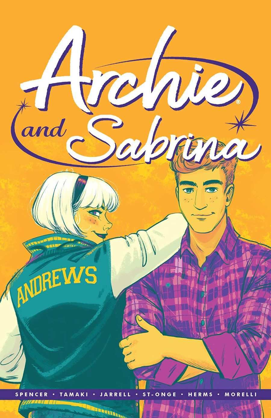 Archie by Nick Spencer Archie and Sabrina Vol. 2