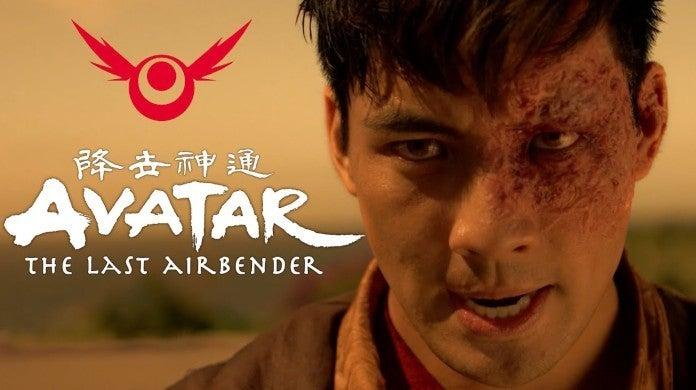 Avatar The Last Airbender Fan Film Agni Kai RE ANIME