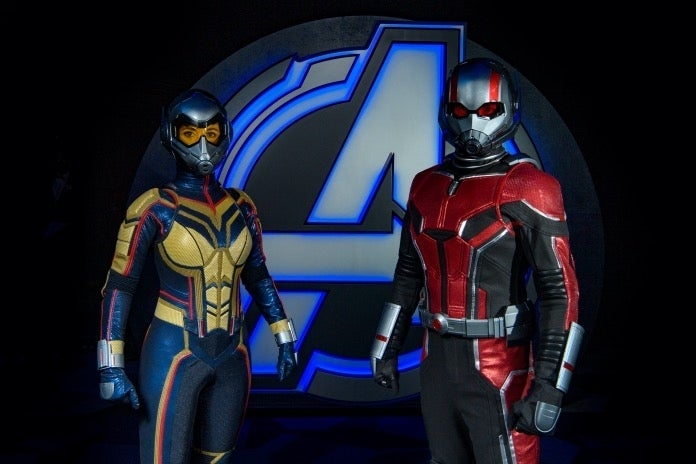 Avengers Campus Ant-Man Wasp