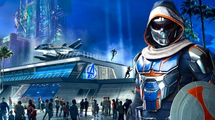 Avengers Campus Black Widow Taskmaster COMICBOOKCOM