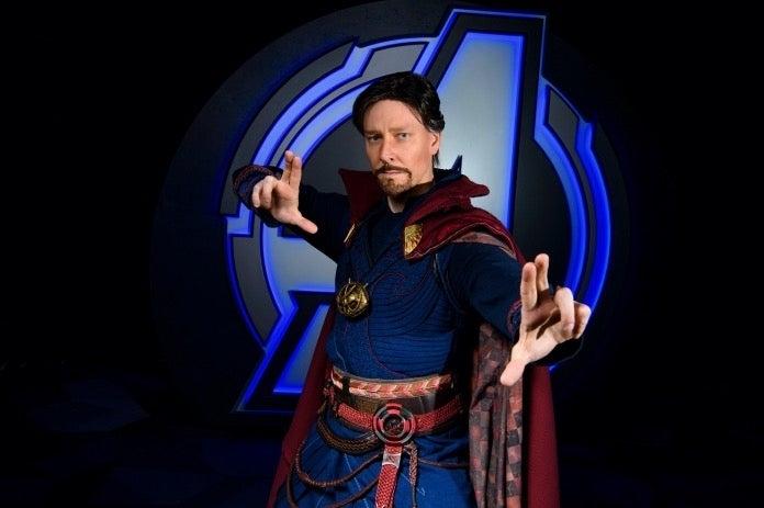 Avengers Campus Doctor Strange