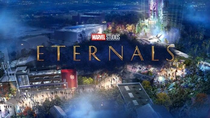 Avengers Campus Marvel Studios Eternals ComicBookcom