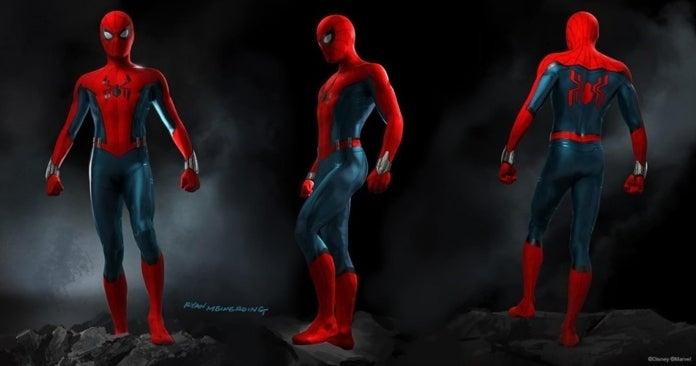 Avengers Campus Spider-Man suit