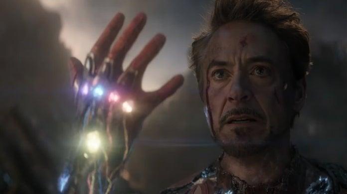 avengers endgame iron man death mark ruffalo
