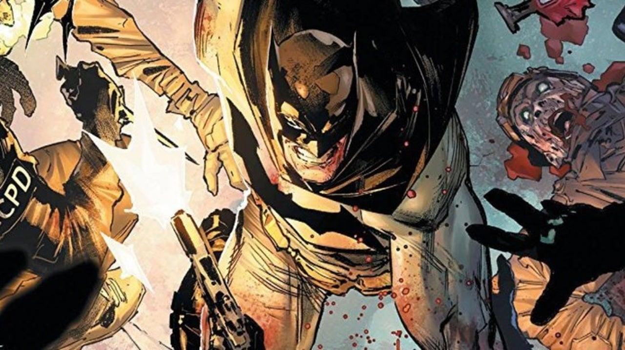clown hunter batman