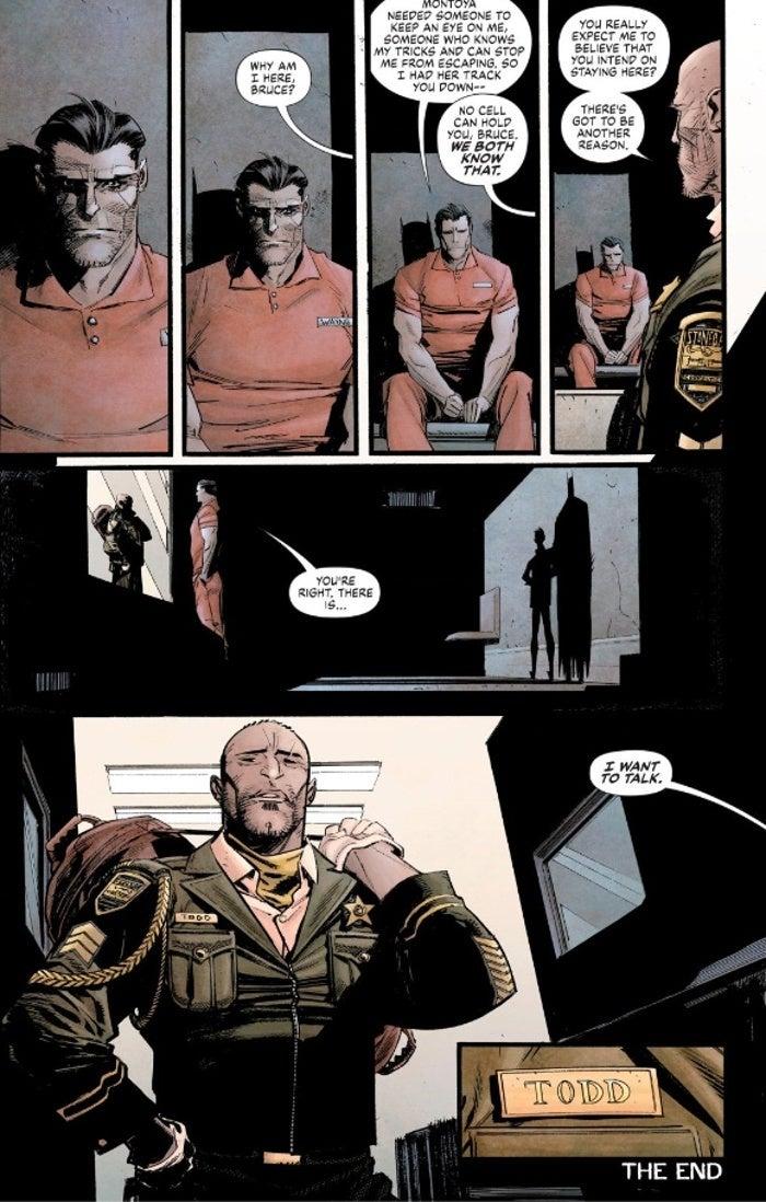 Batman Curse White Knight Ending Jason Todd is New Batman