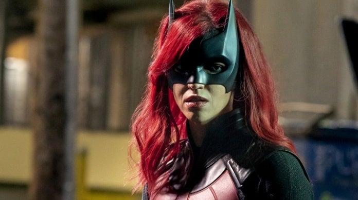 batwoman a narrow escape