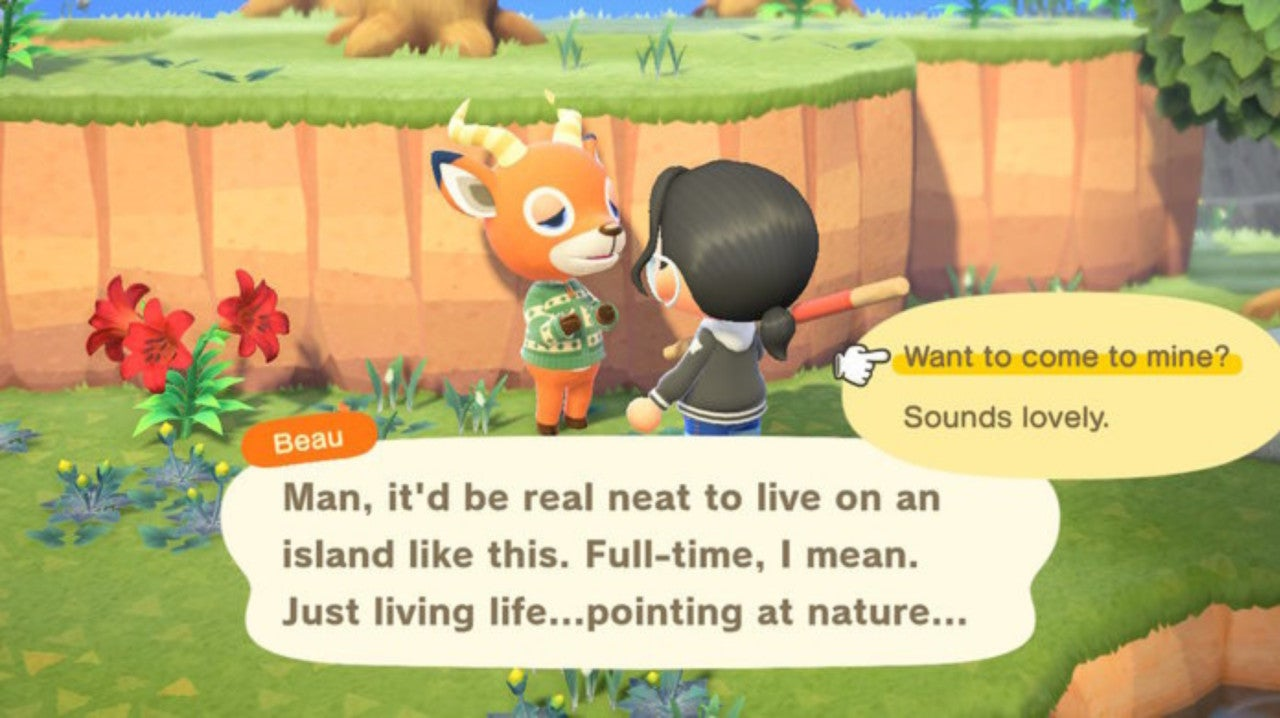One Animal Crossing: New Horizons Villager Has Figured Out ...