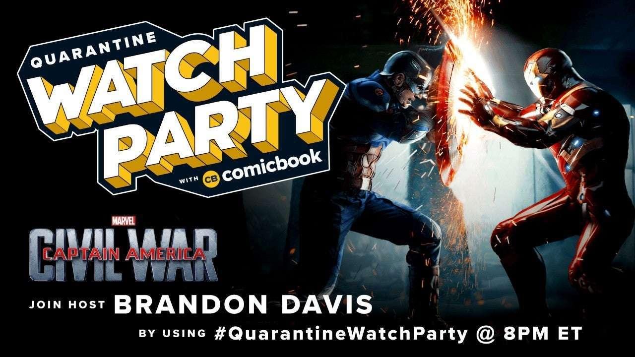 best-tweets-comicbook-quarantine-watch-party-captain-america-civil-war