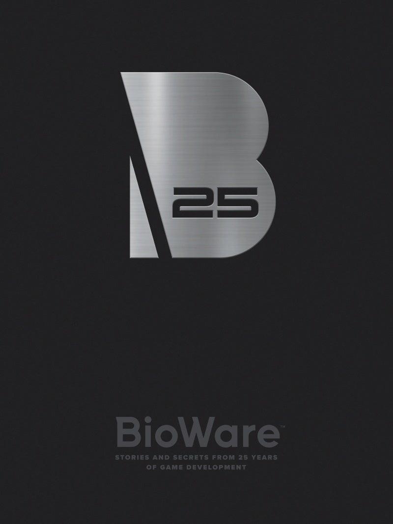 bioware game book cover