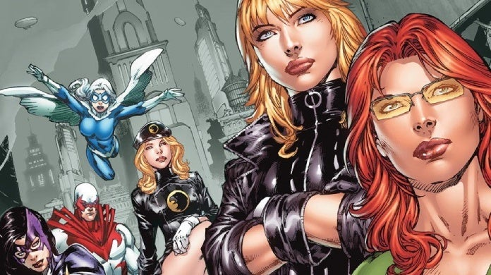 birds of prey gail simone