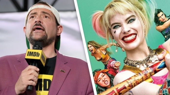 birds of prey kevin smith