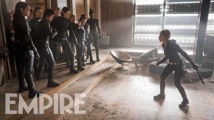Black Widow Movie Photos