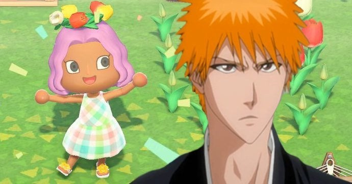 bleach animal crossing