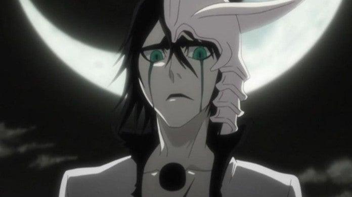 Bleach Ulquiorra Anime
