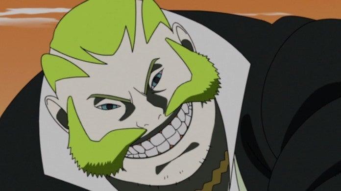 Boruto Naruto Shojoji Mujina Bandits Arc Anime