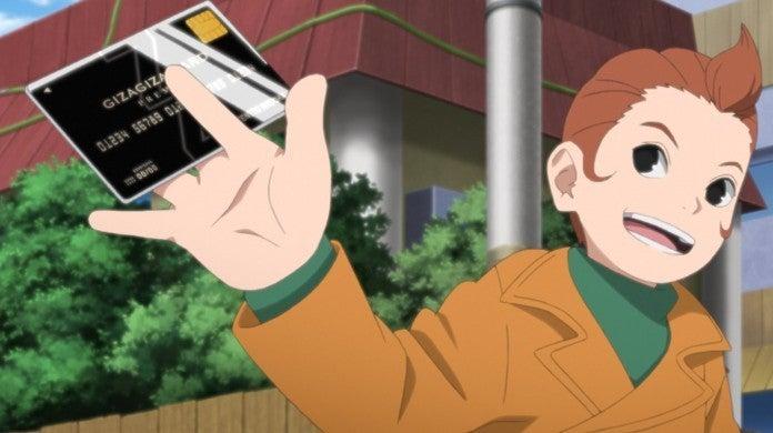 Boruto Naruto Tento Anime