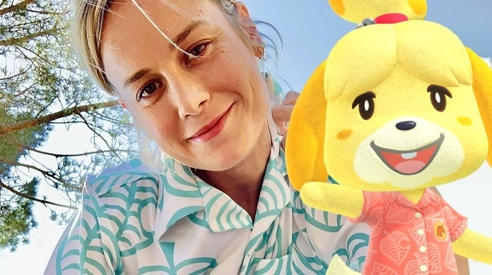 Brie Larson Animal Crossing Movie
