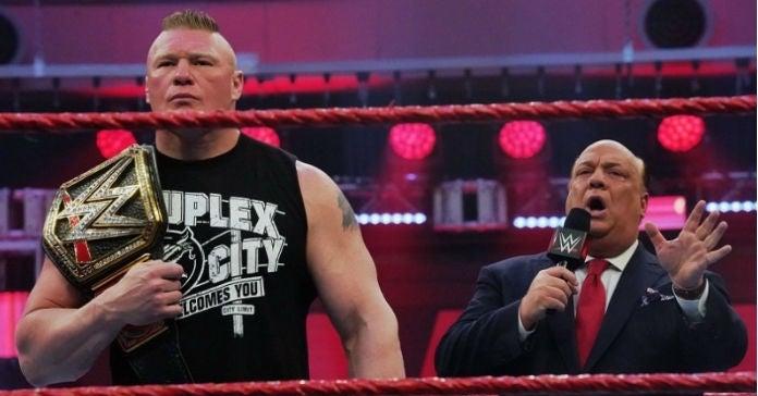 Brock-Lesnar-Paul-Heyman-WWE-Raw