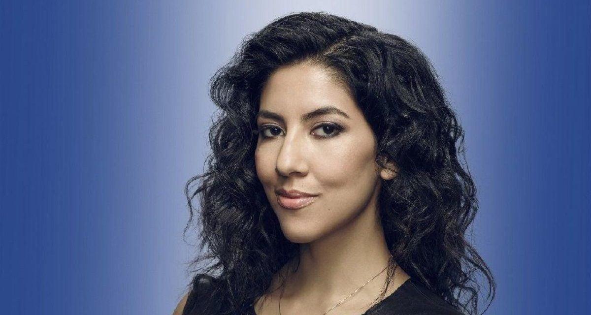 Brooklyn Nine-Nine Stephanie Beatriz Rosa Diaz Real Voice
