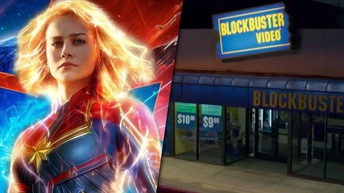 captain marvel blockbuster