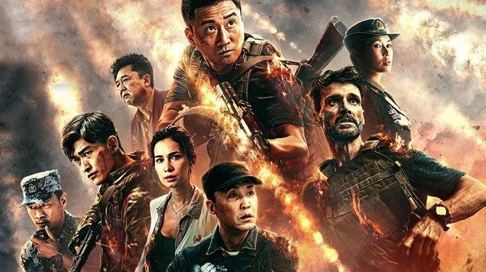 Chinese Movie Theaters Re-opening after Coronavirus