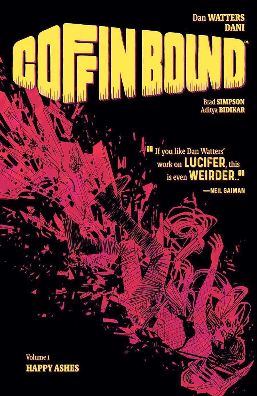 Coffin Bound Vol. 1 Happy Ashes