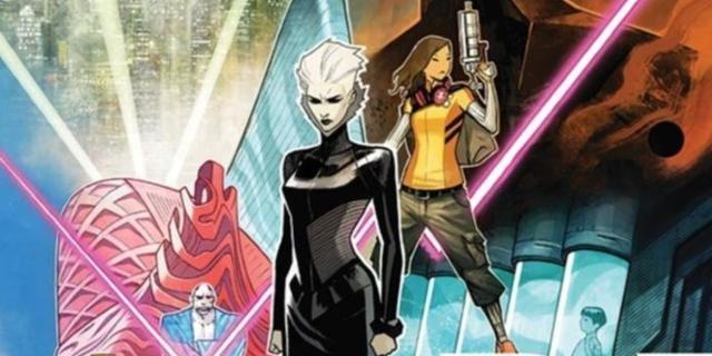 Comic Reviews - Decorum #1