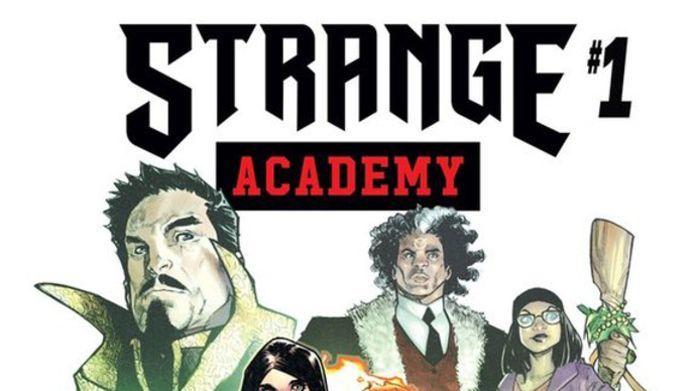 Comic Reviews - Strange Academy #1