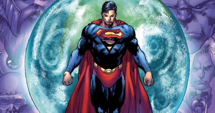 Comic Reviews - Superman #21