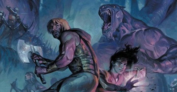 Comic Reviews - The Last God #6