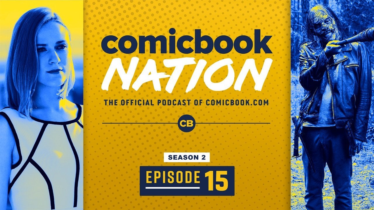 ComicBook Nation Podcast - Coronavirus Lockdown Quarantine Binge Watch Guides Westworld season 3 review Walking Dead Whisperer War Deaths Spoilers