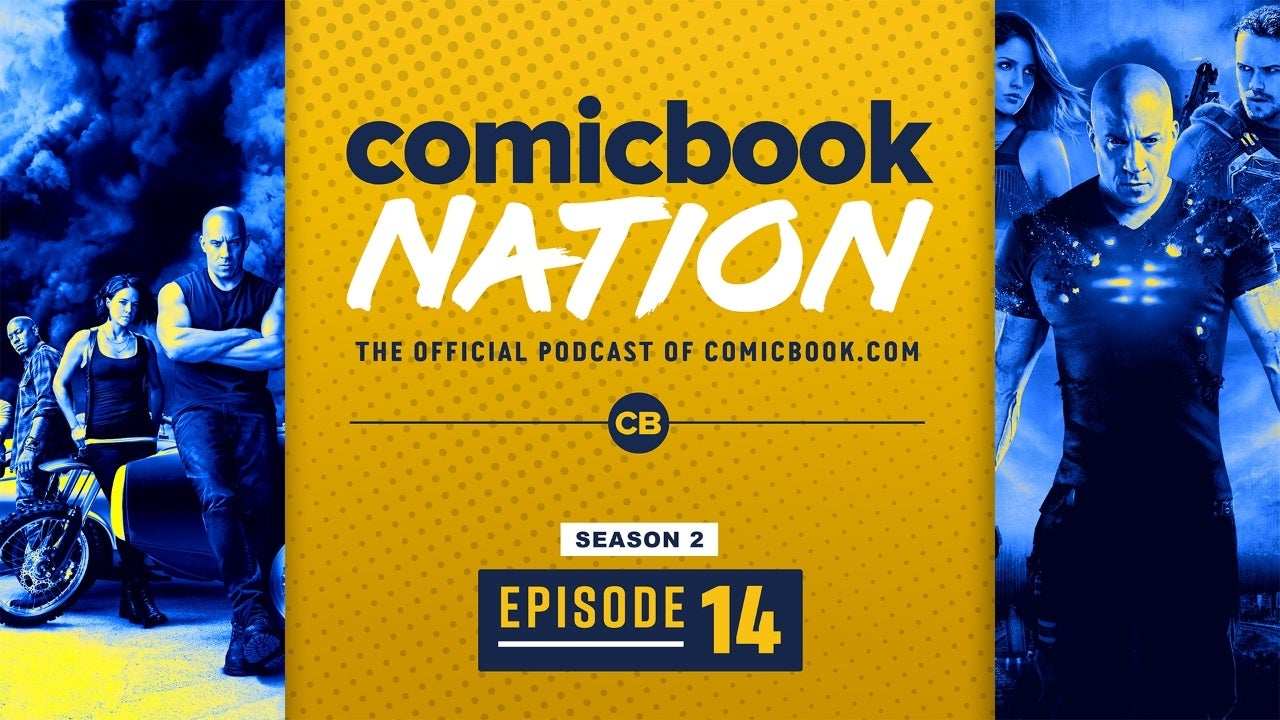 ComicBook Nation Podcast - Coronavirus Movie Television Delays The Hunt Bloodshot Reviews