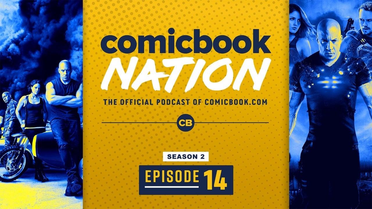 ComicBook Nation Podcast - Coronavirus Movie Television Delays The Hunt Bloodshot Reviews