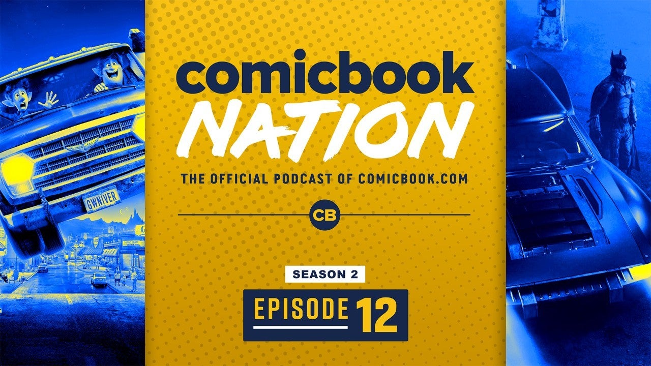 ComicBook Nation Podcast - The Batman Movie Batmobile Photos Pixar Onward Reviews Star Wars Palpatine Clone