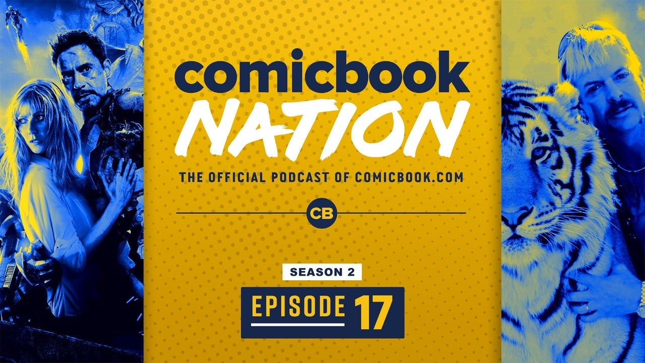 ComicBook Nation Podcast - Worst MCU Movie Netflix Tiger King Spoilers PS5 Features Specs