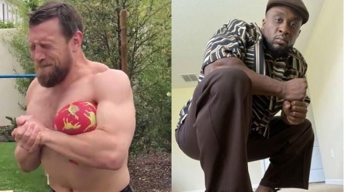 Daniel-Bryan-Big-E-WWE-coronavirus-pandemic