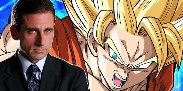 Dragon Ball Z Meets The Office In Gut Busting Fan Art
