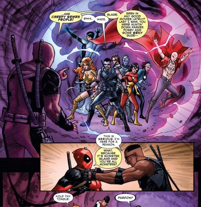 Deadpool-Insults-Blade-Trinity