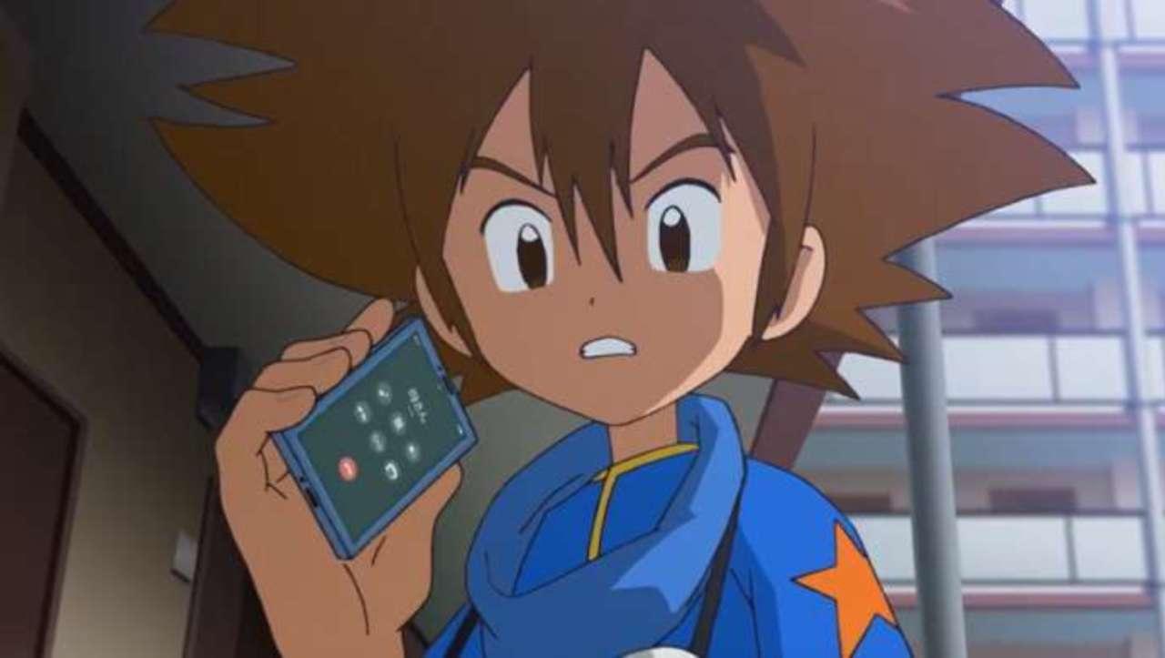 Digimon Anime Reboot Reveals Premiere Date