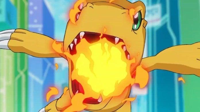 Digimon Adventure Anime Reboot