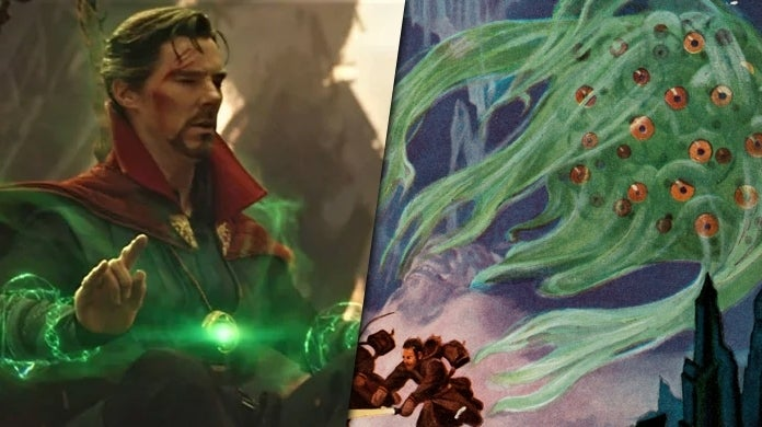 doctor strange hp lovecraft