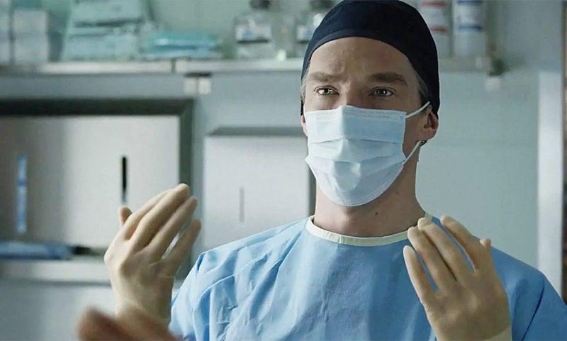 doctor strange surgeon
